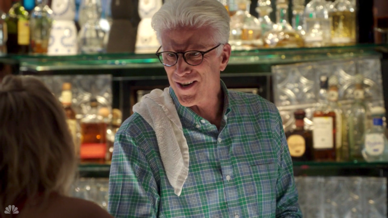 "Ted Danson, ""The Good Place"""
