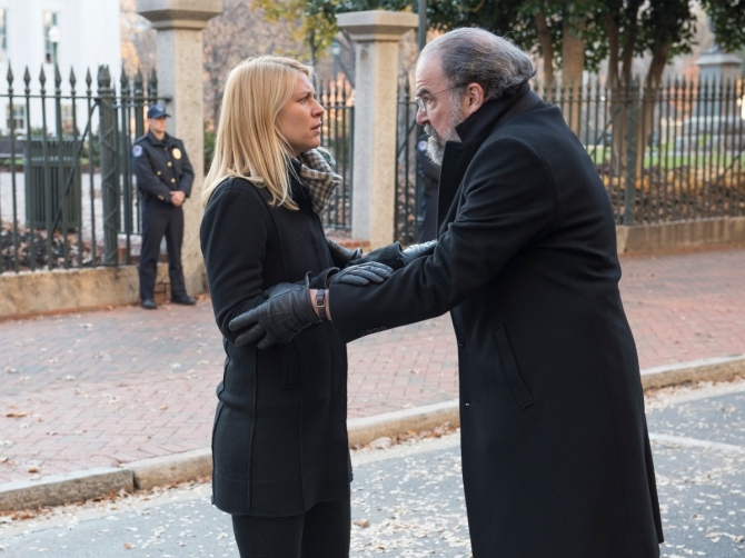 'Homeland' Star Mandy Patinkin Anchors the