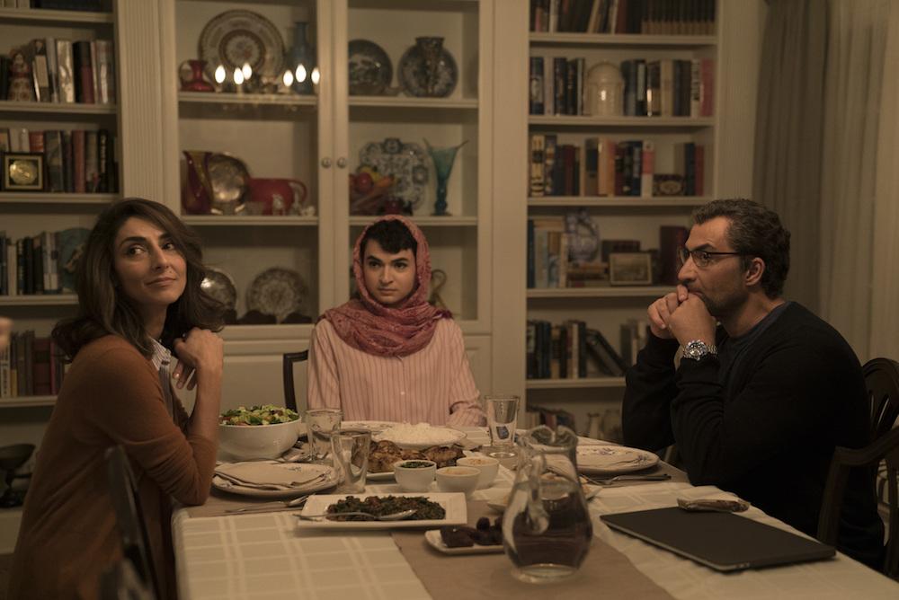 """Here and Now"" Season 1 Necar Zagaden, Marwan Salama, Peter Macdissi"