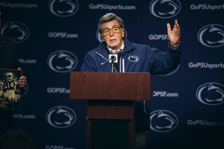 Paterno Al Pacino HBO Movie
