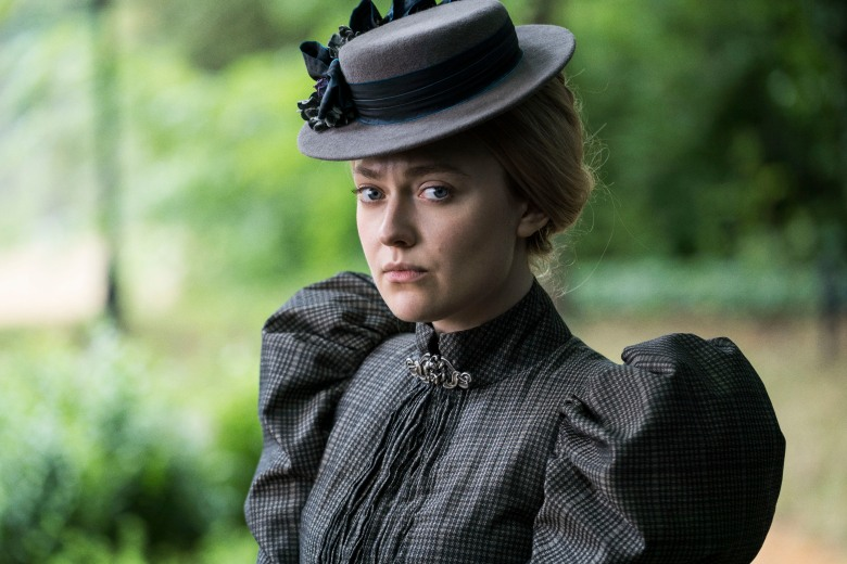 "Dakota Fanning, ""The Alienist"""