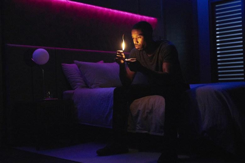 """""""Fahrenheit 451"""" Michael B. Jordan HBO"""