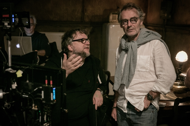Shape of Water: Guillermo del Toro, Dan Laustsen