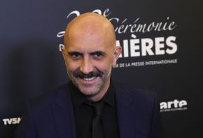 Argentinian director Gaspar Noe poses during a photocall prior to the 22st Lumieres awards ceremony in Paris, FranceLumieres Awards, Paris, France - 10 Jan 2017