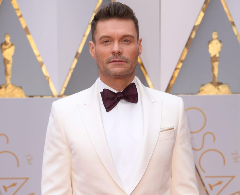 Ryan Seacrest89th Annual Academy Awards, Arrivals, Los Angeles, USA - 26 Feb 2017