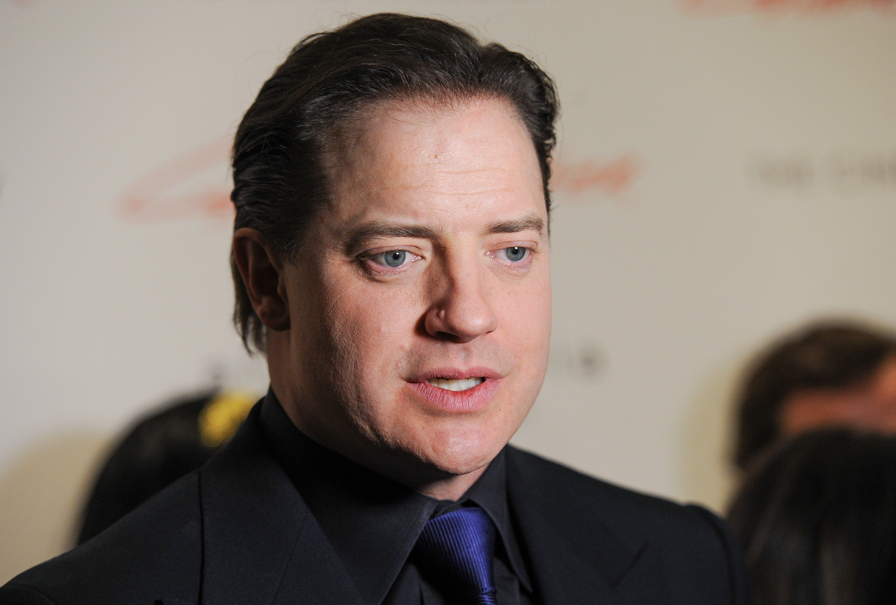 CHEEK': Brendan Fraser says ex-HFPA president groped him