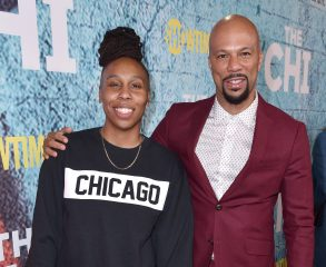 Lena Waithe and Common'The Chi' TV show premiere, Arrivals, Los Angeles, USA - 03 Jan 2018