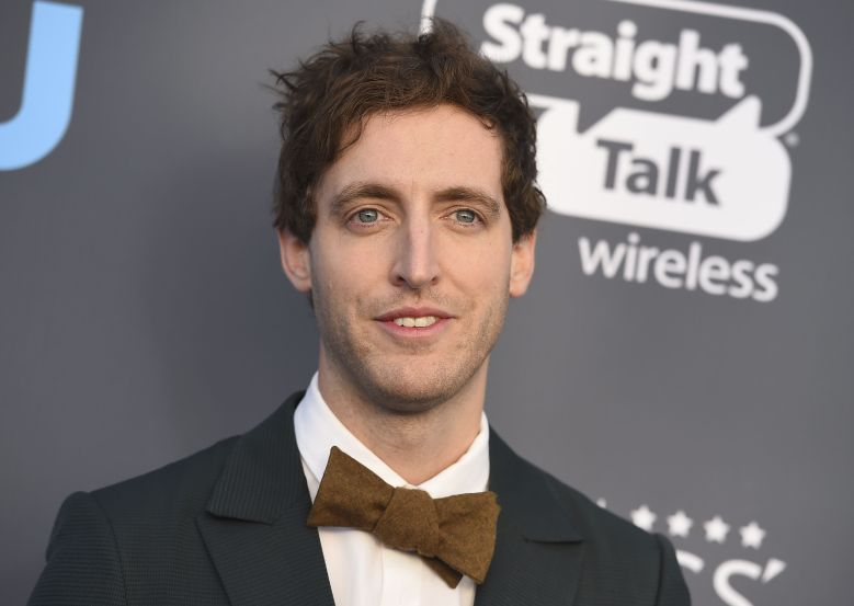 Thomas Middleditch arrives at the 23rd annual Critics' Choice Awards at the Barker Hangar, in Santa Monica, Calif23rd Annual Critics' Choice Awards - Arrivals, Santa Monica, USA - 11 Jan 2018