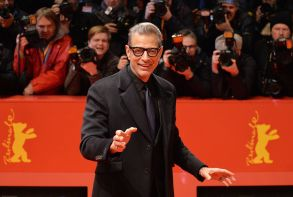 Jeff GoldblumOpening Ceremony - 68th Berlin Film Festival, Germany - 15 Feb 2018Jeff Goldblum poses at the red carpet for the opening ceremony of the 68th annual Berlin International Film Festival (Berlinale), in Berlin, Germany, 15 February 2018. The Berlinale runs from 15 to 25 February.