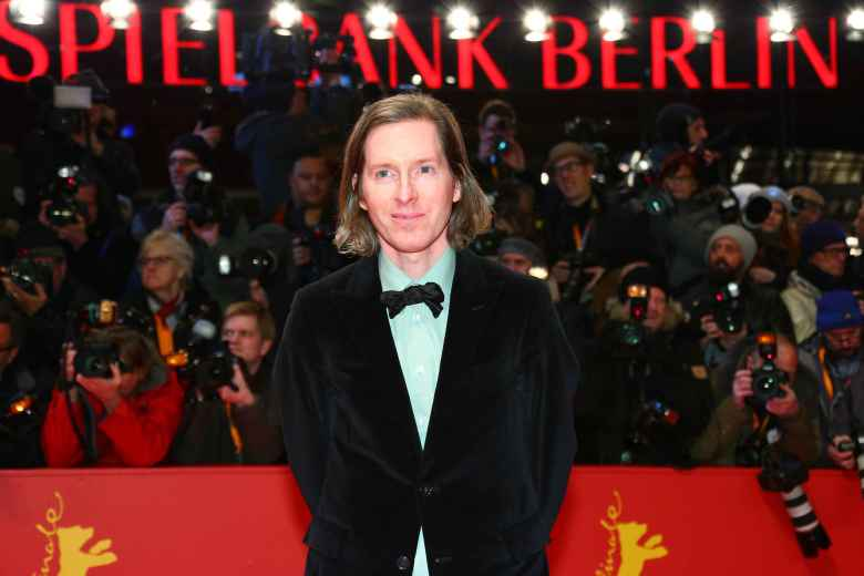 Wes Anderson'Isle of Dogs' premiere, 68th Berlin Film Festival, Germany - 15 Feb 2018