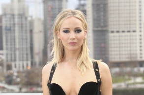Actress Jennifer Lawrence poses for photographers at the photo call for the film 'Red Sparrow' in LondonBritain Red Sparrow Photo Call, London, United Kingdom - 20 Feb 2018