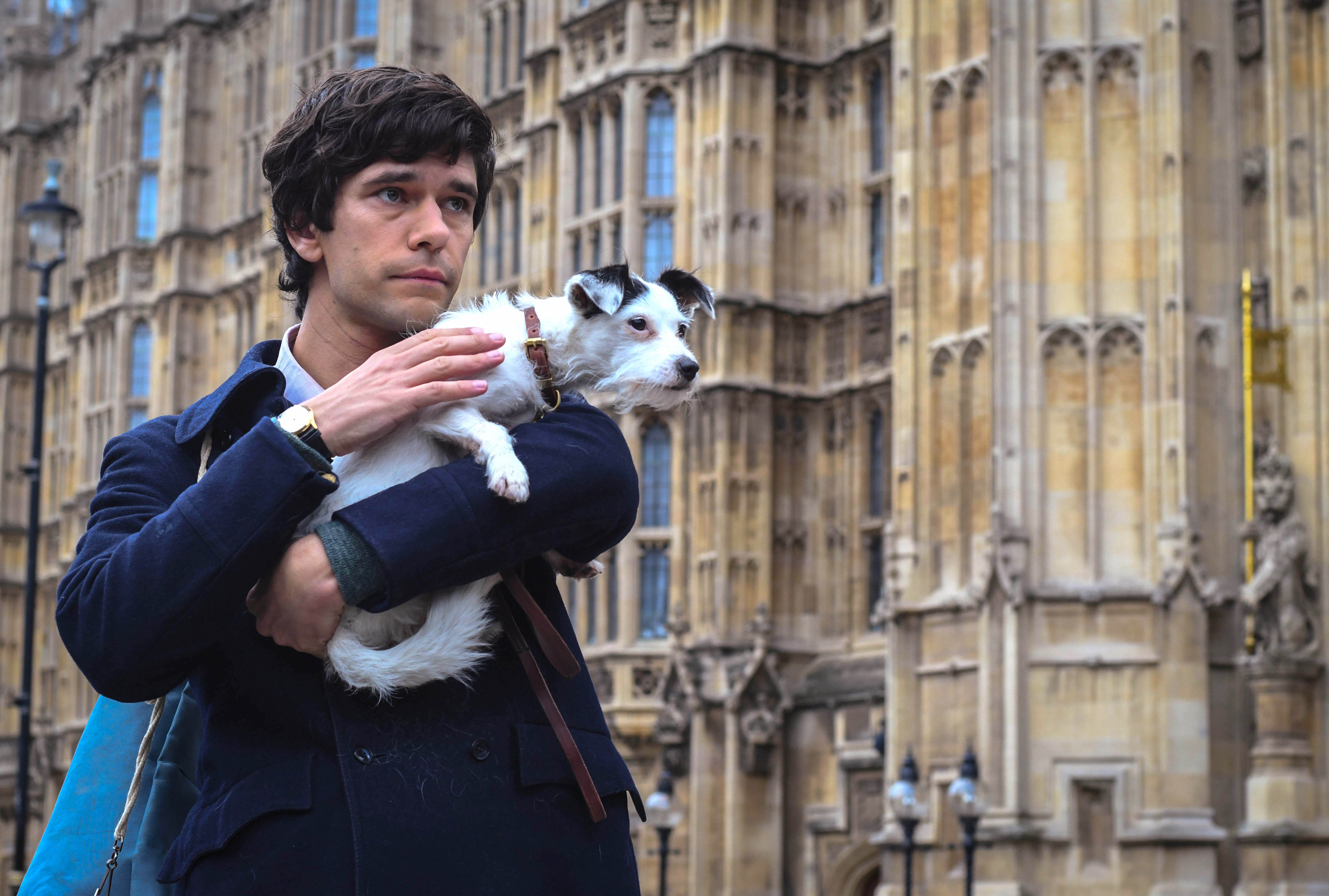 WARNING: Embargoed for publication until 00:00:01 on 02/10/2017 - Programme Name: A Very English Scandal - TX: 01/10/2017 - Episode: n/a (No. n/a) - Picture Shows: First look picture of Ben Whishaw playing Norman Scott in BBC One's A Very English Scandal Norman Scott (BEN WHISHAW) - (C) Blueprint Television Ltd - Photographer: Kieron McCarron
