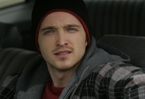 Jesse Pinkman (Aaron Paul) - Breaking Bad - Season 1, Pilot - Photo Credit: Doug Hyun/AMC