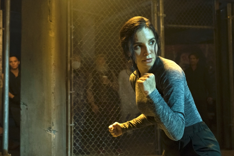 "Martha Higareda, ""Altered Carbon"""