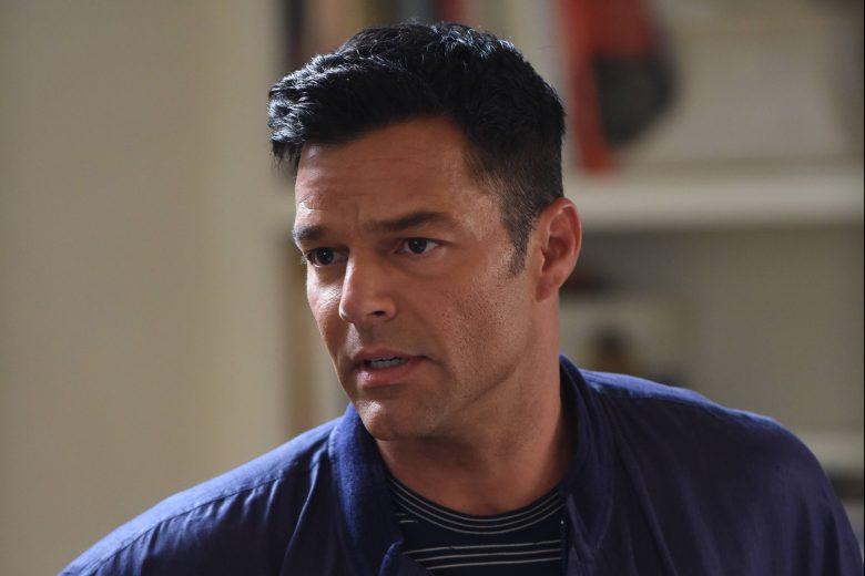 "THE ASSASSINATION OF GIANNI VERSACE: AMERICAN CRIME STORY ""Don't Ask Don't Tell"" Episode 5 (Airs Wednesday, February 14, 10:00 p.m. e/p) -- Pictured: Ricky Martin as Antonio D'Amico. CR: Ray Mickshaw/FX"