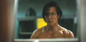 """Will Yun Lee, """"Altered Carbon"""""""