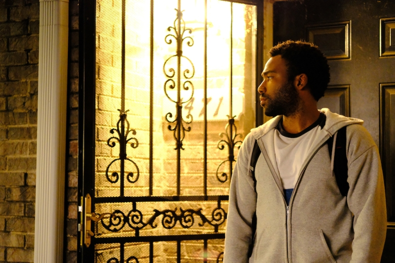"""ATLANTA -- """"Alligator Man"""" -- Season Two, Episode 1 (Airs Wednesday, March 1, 10:00 p.m. e/p) Pictured: Donald Glover as Earnest Marks. CR: Guy D'Alema/FX"""