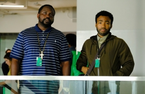 "Brian Tyree Henry and Donald Glover, ""Atlanta"""