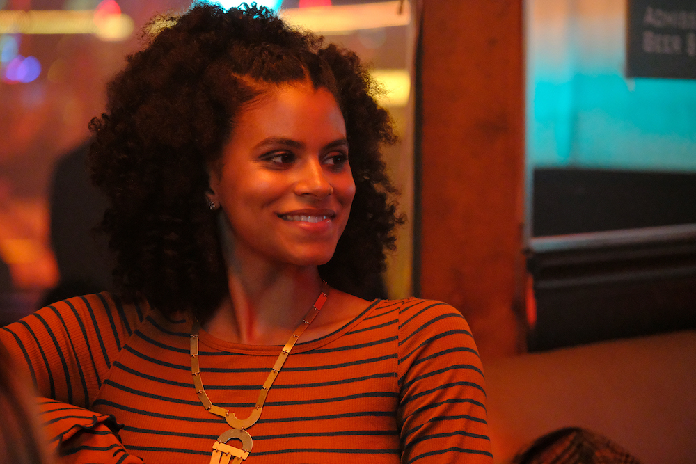 ATLANTA -- Season Two, Episode 3 - Pictured: Zazie Beetz as Van. CR: Guy D'Alema/FX
