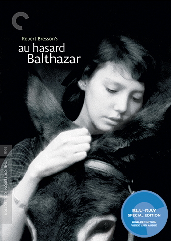 Au hasard Balthazar Criterion Collection Cover