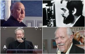 Alfred Hitchcock Stanley Kubrick Ridley Scott Robert Altman