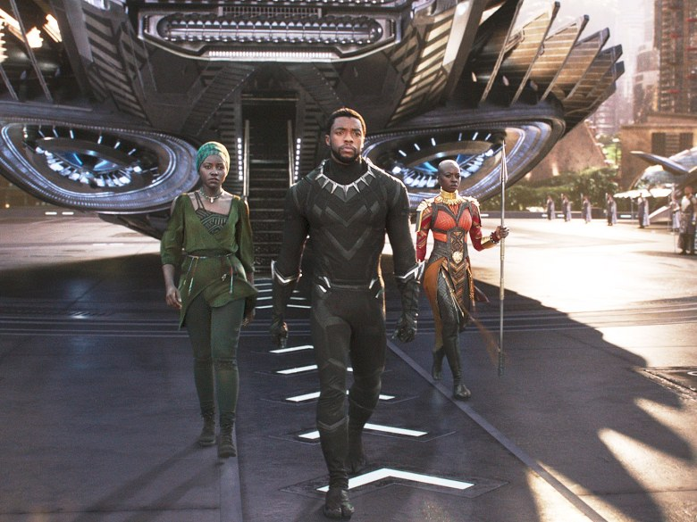 How Black Panther Blew Up The Academy And Abc S Oscar Fixes