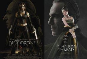Bloodrayne Phantom Thread posters