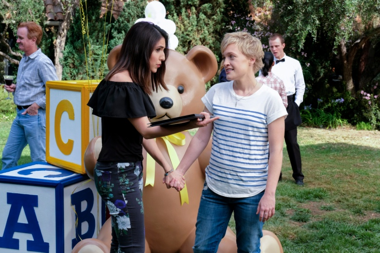"Gabrielle Ruiz and Emma Willmann, ""Crazy Ex-Girlfriend"""