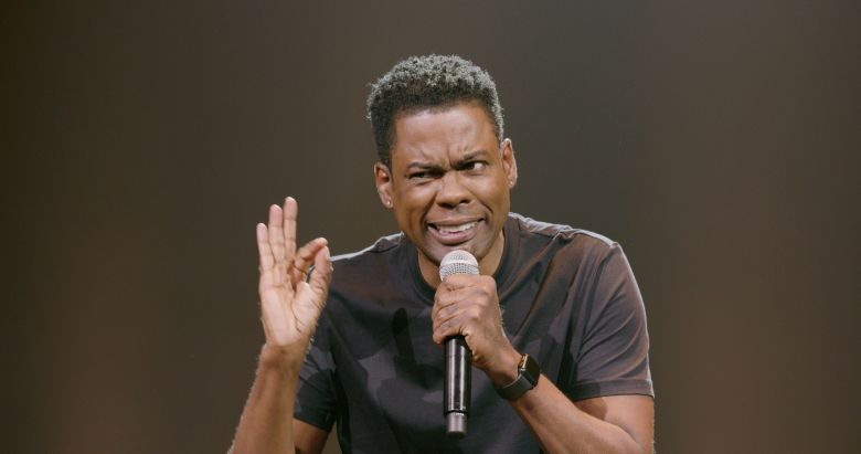 Chris Rock Tamborine Netflix