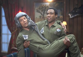 "Danny Pudi and Donald Glover, ""Community"""