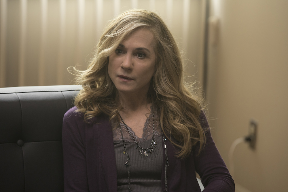 Here and Now Holly Hunter HBO Season 1