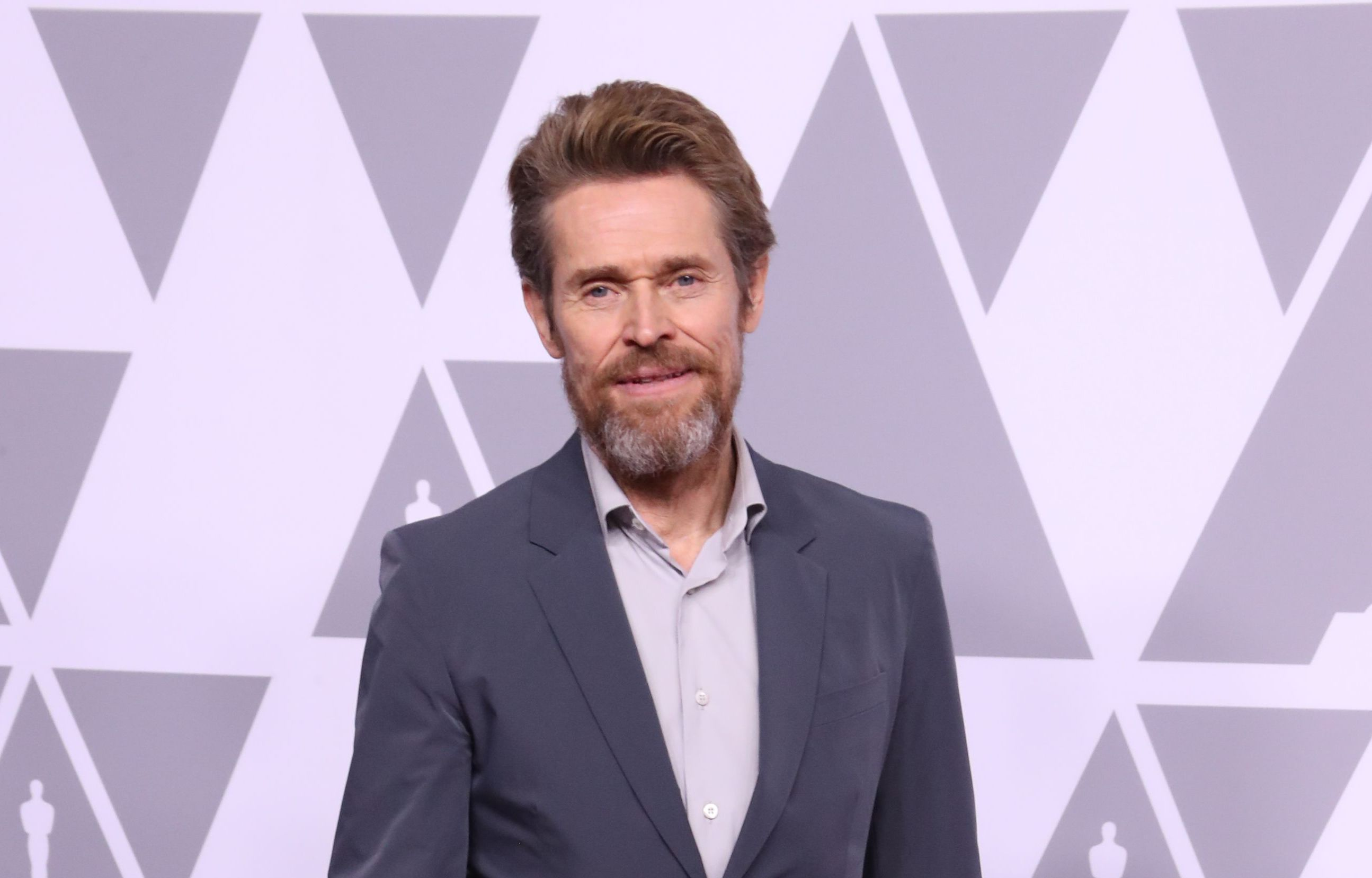 Willem DafoeThe Academy Awards Nominees Luncheon, Los Angeles, USA - 05 Feb 2018