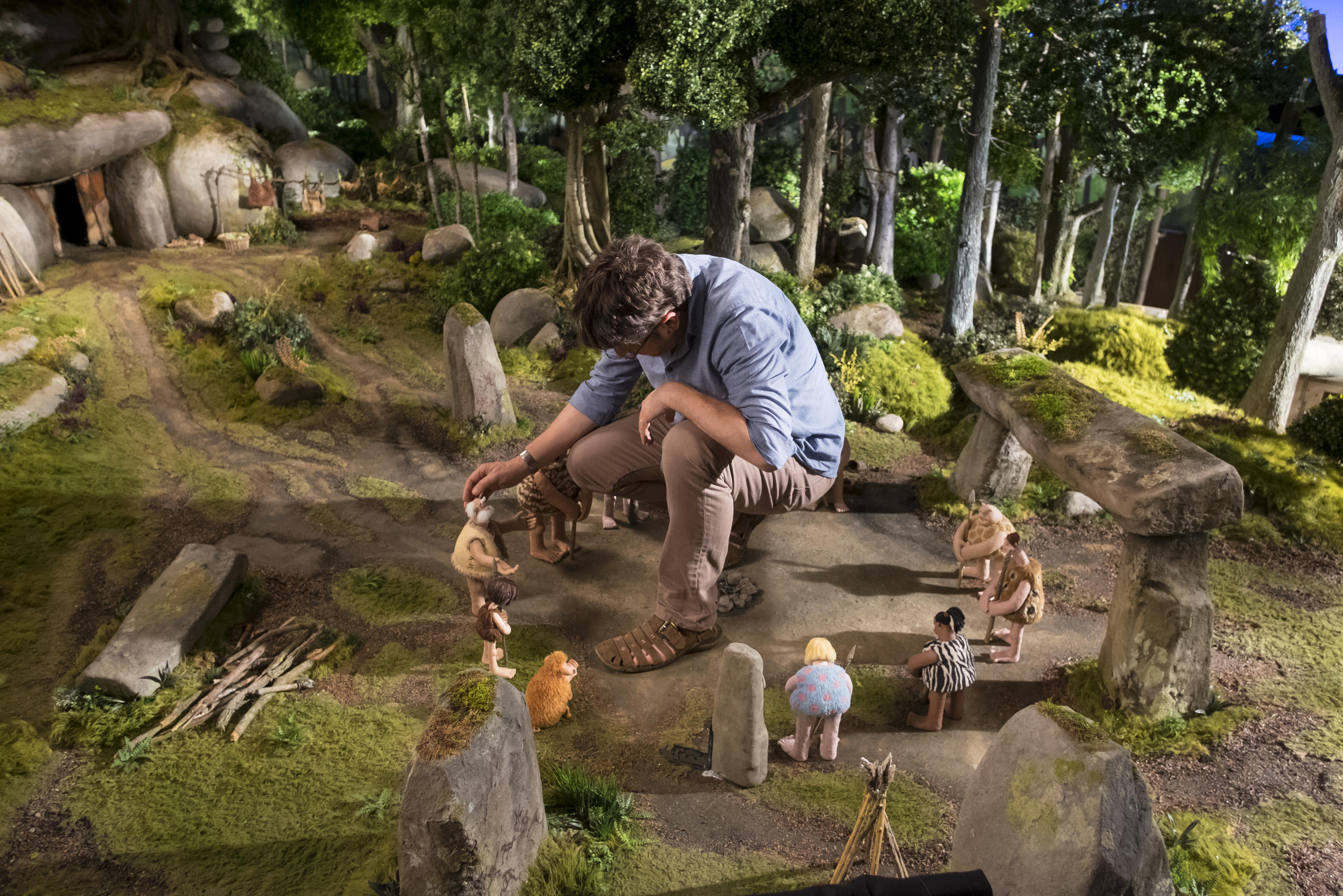 Stop-motion Early Man is no king of the Stone Age