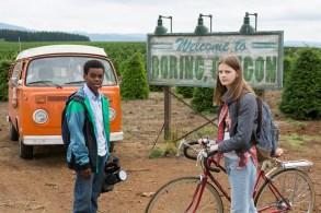 """Everything Sucks!"" Season 1 Netflix Jahi Di'Allo Winston, Peyton Kennedy"