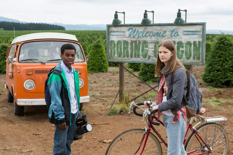 """Everything Sucks!"" Season 1 Netflix Jahi Di'Allo Winston, Peyton Kennedy"
