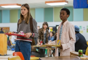 """Everything Sucks!"" Season 1 Netflix Peyton Kennedy Jahi Di'Allo Winston"