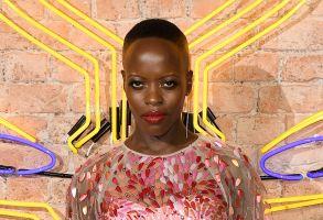 Florence Kasumba'Black Panther' film premiere, London, UK - 08 Feb 2018