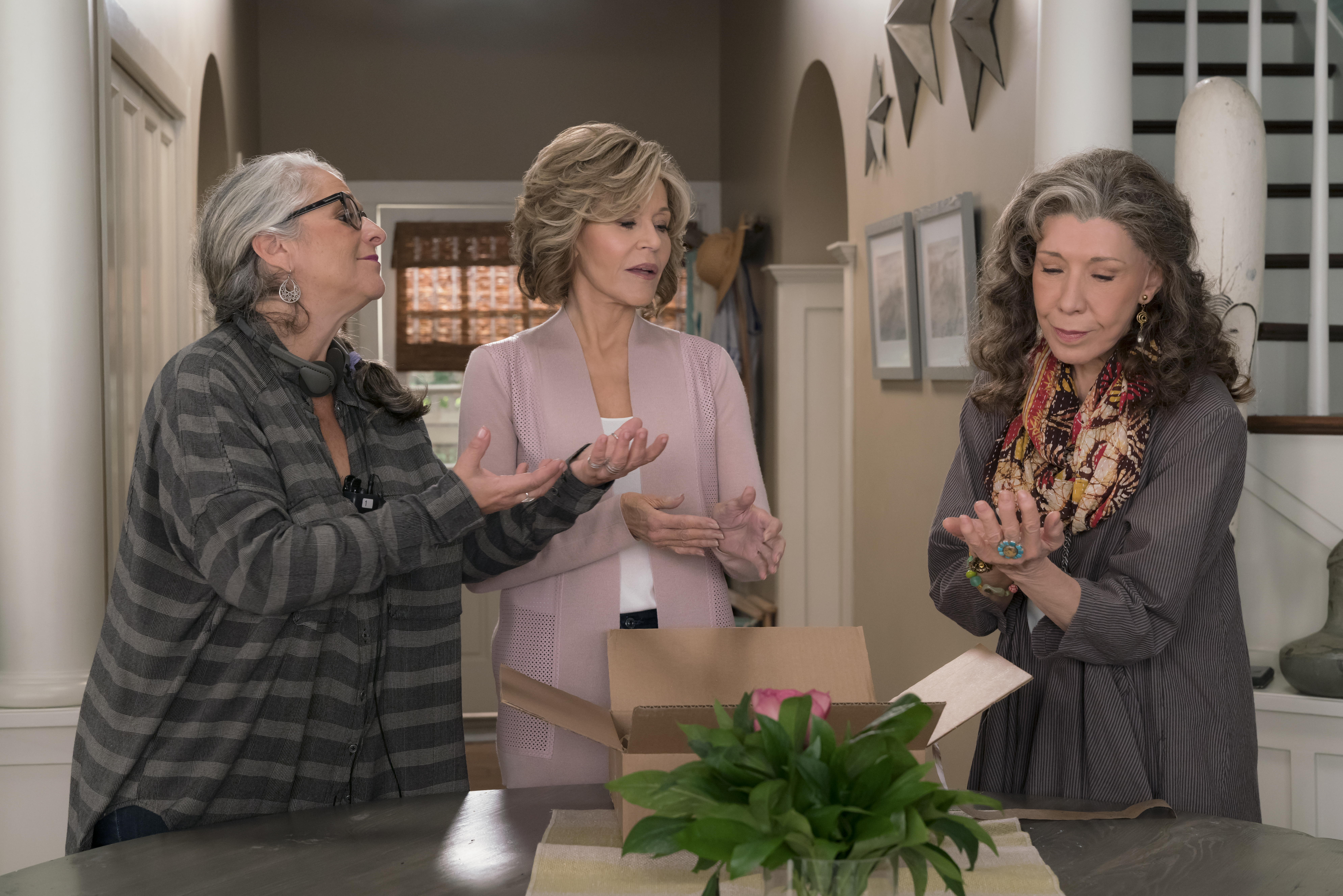 Grace and Frankie: Season 5 Plans, When Will the Show End