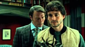 """Mads Mikkelsen and Hugh Dancy, """"Hannibal"""""""