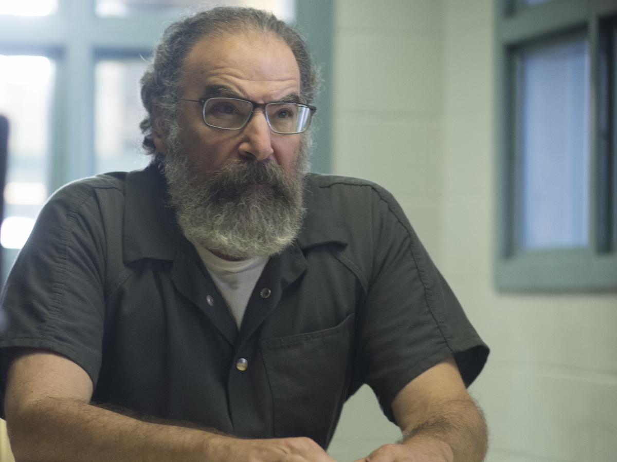 Homeland Season 7 Episode 1 Mandy Patinkin Enemy of the State