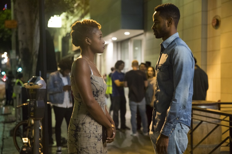 "Issa Rae and Jay Ellis, ""Insecure"