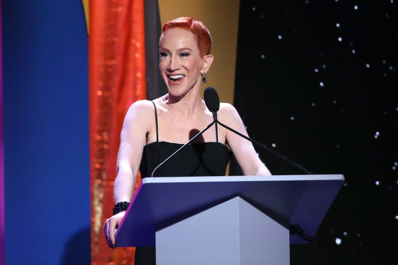 Kathy Griffin70th Annual Writers Guild Awards, Show, Los Angeles, USA - 11 Feb 2018