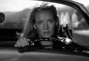Kill Bill Uma Thurman car crash
