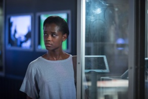 Black Mirror Letitia wright