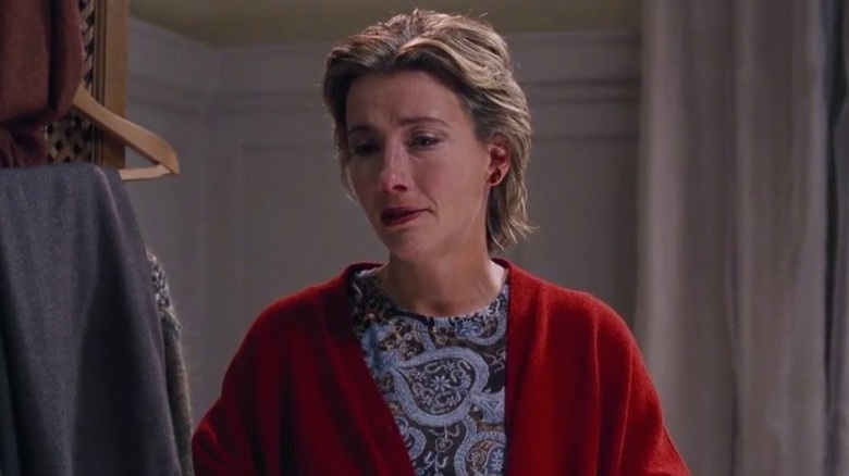 Love Actually: Emma Thompson's Scene Fueled by Kenneth