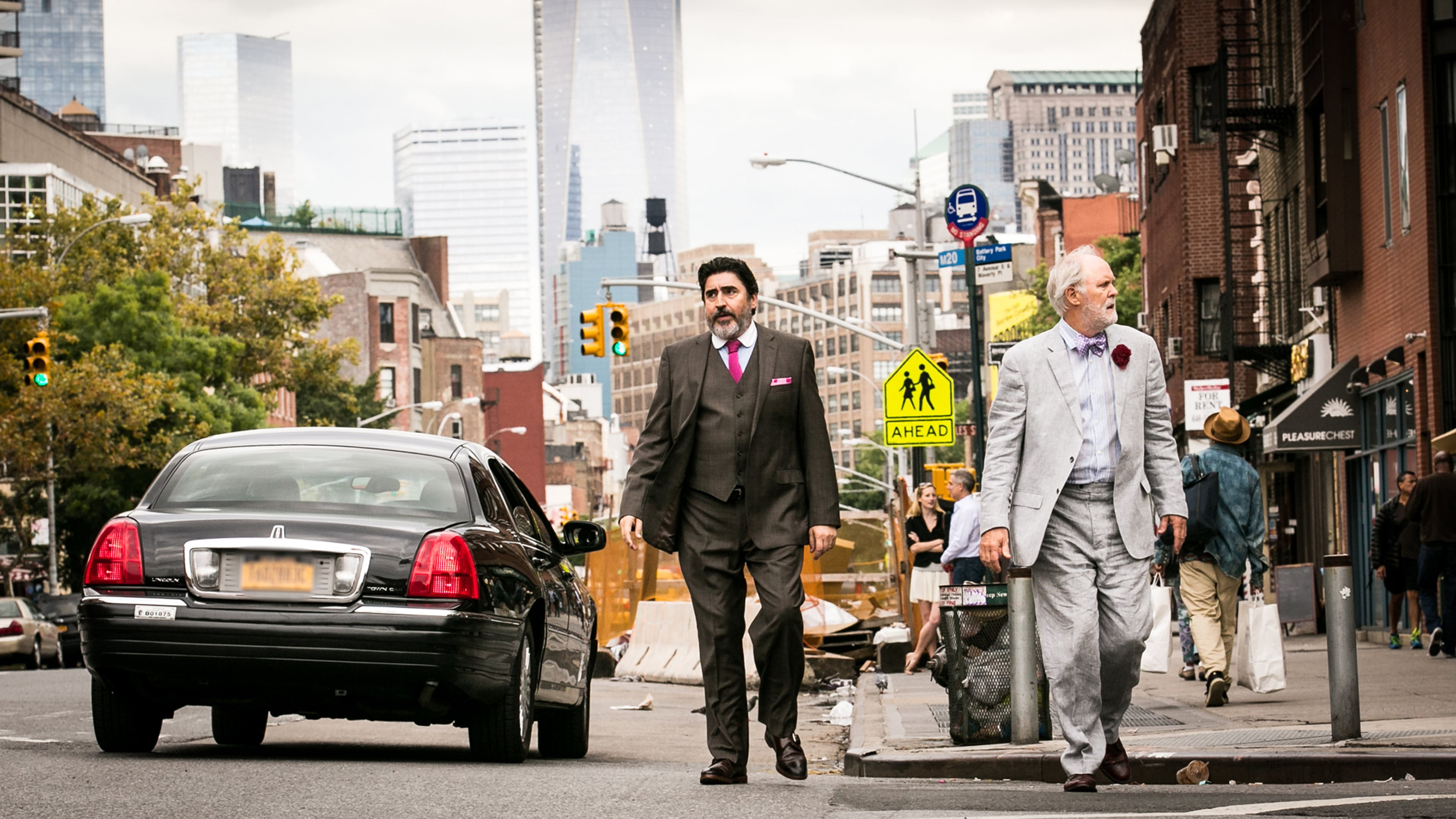 Love Is Strange Alfred Molina and John Lithgow