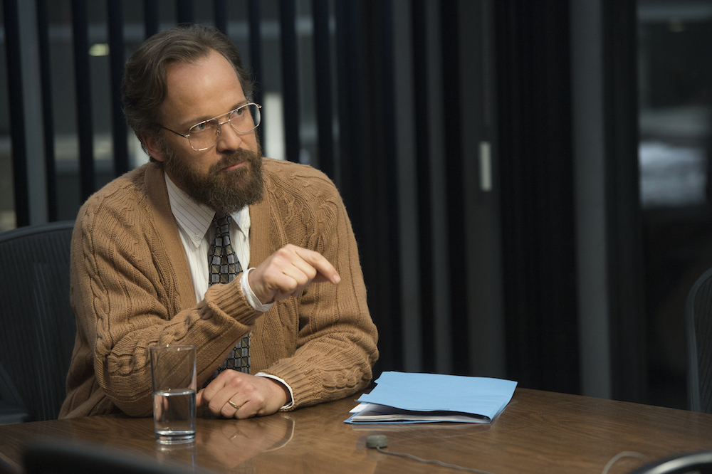 The Looming Tower Episode 3 Peter Sarsgaard Mistakes Were Made