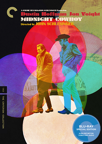 Midnight Cowboy Criterion Collection Cover