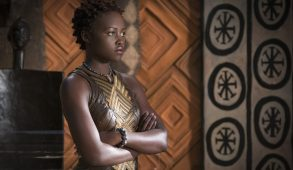Marvel Studios' BLACK PANTHER..Nakia (Lupita Nyong'o)..Ph: Matt Kennedy..©Marvel Studios 2018