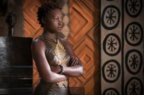 Marvel Studios' BLACK PANTHER..Nakia (Lupita Nyong'o)..Ph: Matt Kennedy..©Marvel Studios 2018